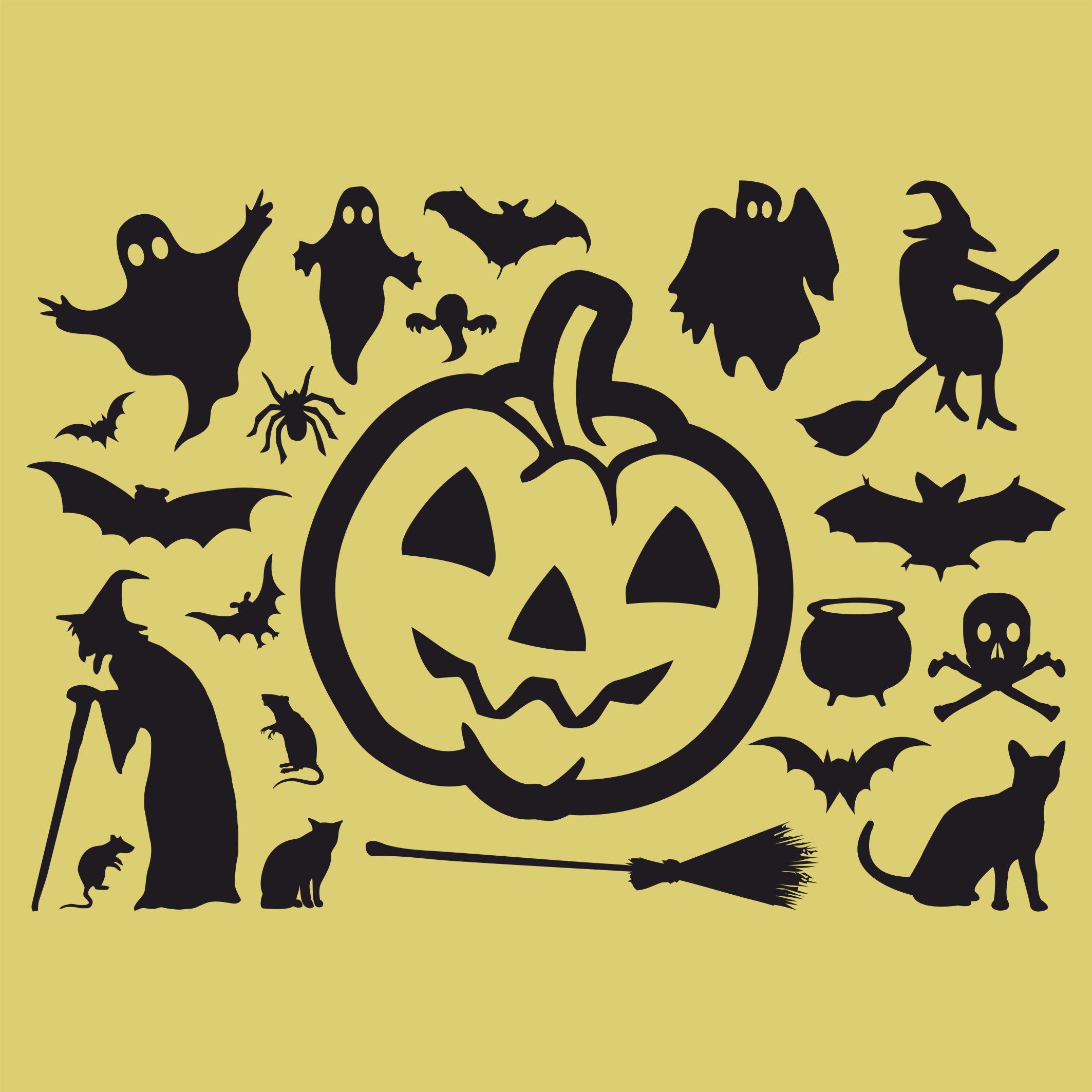 Halloween gyüjtő